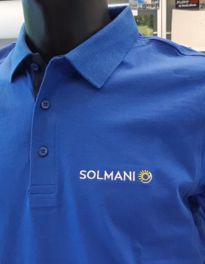 Polo Solmani 100% coton