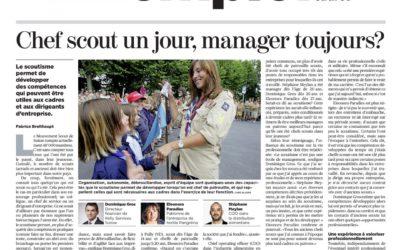 Le scoutisme et l'entreprenariat… Pangolina témoigne