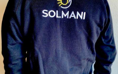 Solmani s'équipe avec Pangolina