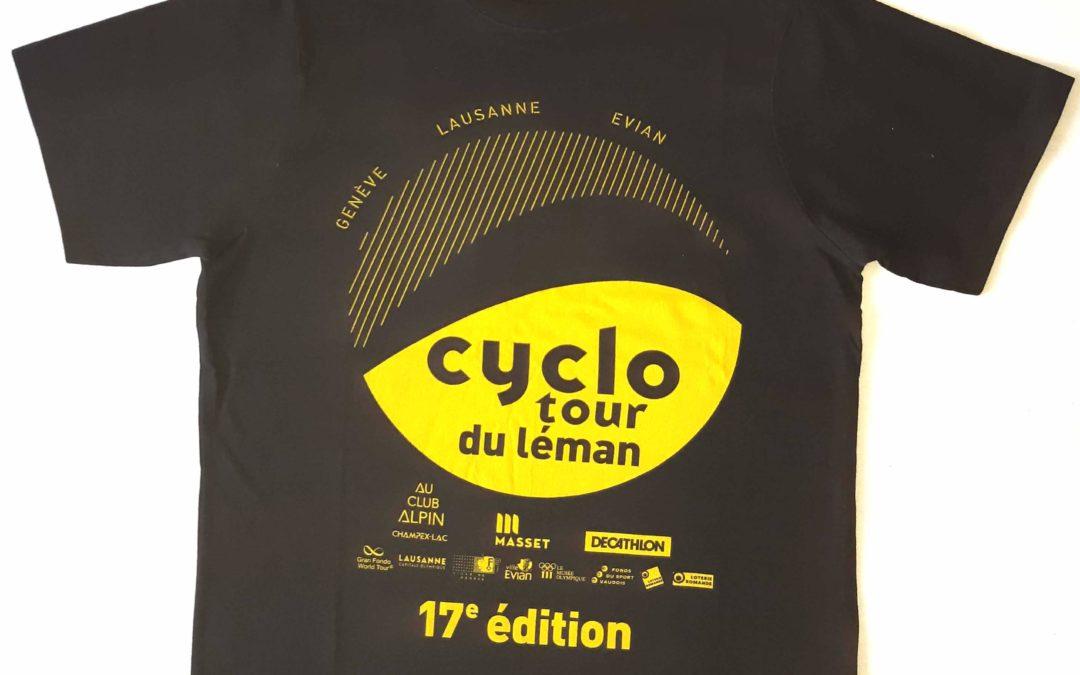 t-shirt Cyclotour 2020