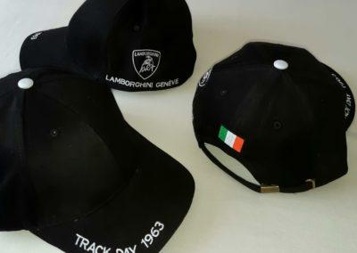 casquettes Lamborghini